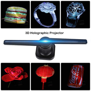 Holomid™ 3D Holographic Air Fan Display