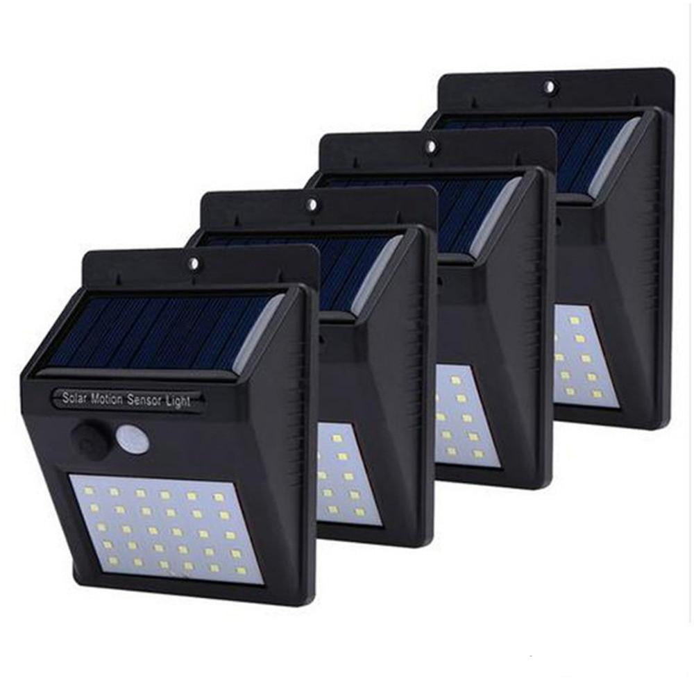 Motion Sensor Outdoor Solar LED Light
