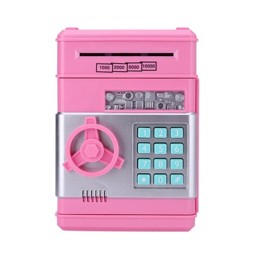 Kids Automatic Electronic ATM Piggy Bank