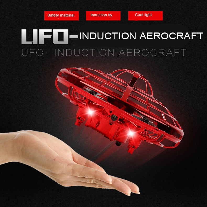 Hand Controlled Flying UFO