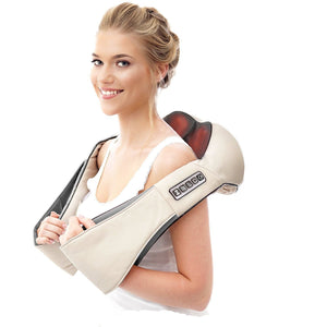 Infrared Heated Neck Massager