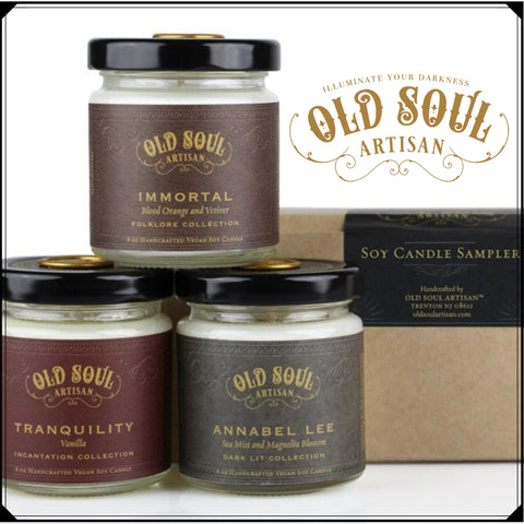 Old Soul Artisan Candles