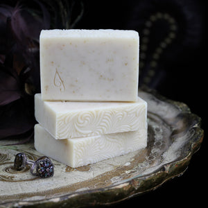 Fragrance Free Oatmeal Soap | Gilded Olive Apothecary