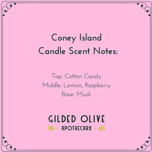 Soy Candle | Coney Island