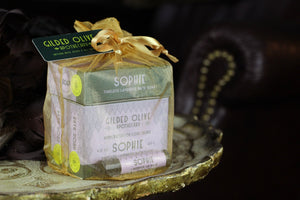 Lavender Soap & Lip Balm Gift Set | Sophie - Gilded Olive Apothecary