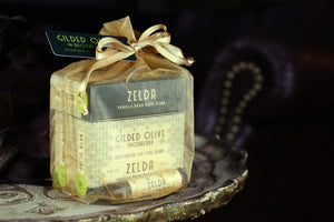 Gilded Olive Apothecary Handmade Soap
