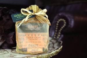 Orange Clove Pumpkin Soap & Lip Balm Gift Set | Maxine - Gilded Olive Apothecary