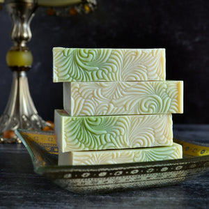 Leafy Greens & Musk Handmade Soap | Gilded Olive Apothecary