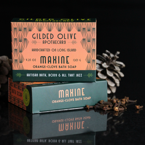 Maxine Orange Clove Soap | Gilded Olive Apothecary
