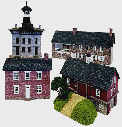 Historic Replica Buildings
