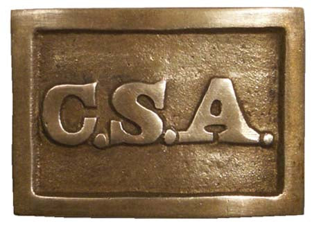 CSA Square Belt Buckle