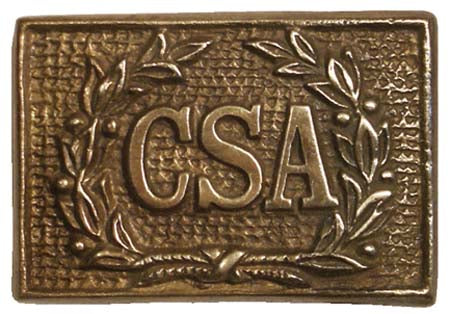 CSA Square Wreath Belt Buckle