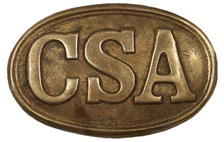 CSA Oval Belt Buckle
