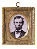 framed abraham Lincoln Portrait