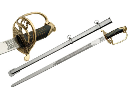 CS Shelby Officer Sword