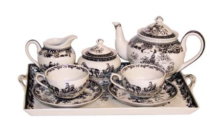 Virginia Tea Set