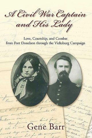 A civil War captain and his lady by Gene Barr
