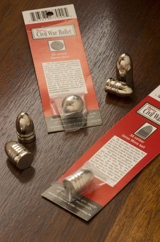 Civil War Replica Bullets