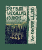 Fields are Calling Me Home Long Sleeve Tee