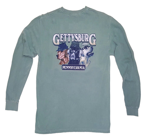 Canine Civil War Shirts