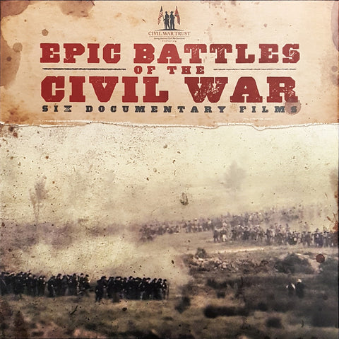Epic Battles of the Civil War: Six Documentary Films