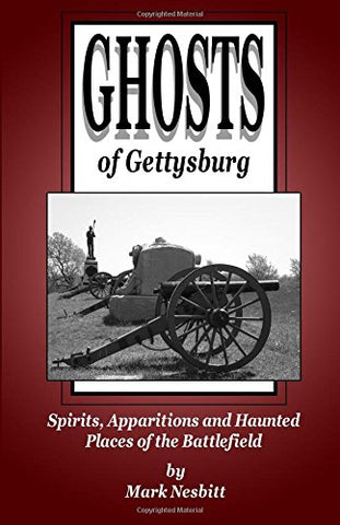 Ghost of Gettysburg I, by Mark Nesbitt
