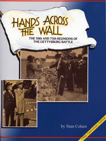 Hands across the wall reunion book