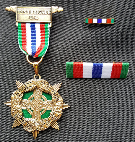 Irish Brigade Medal