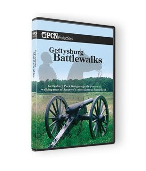 Early and Johnson Bend the Union Fishhook Battlewalk DVD