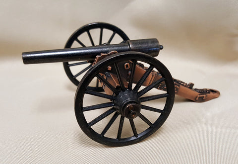 Civil War Parrott Cannon
