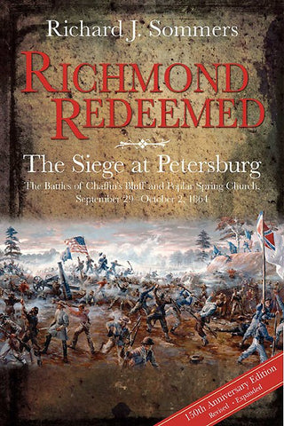 Richmond Redeemed by Richard Sommers