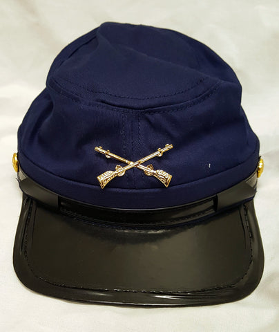 Cotton Kepi