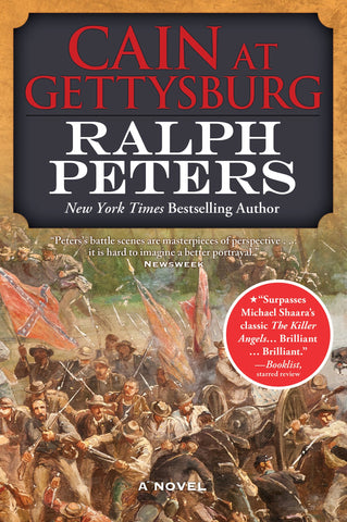 Cain at Gettysburg: A Novel (The Battle Hymn Cycle)