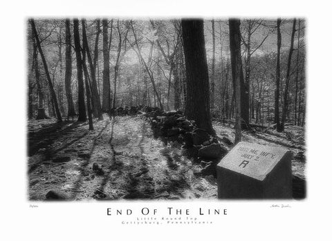End of the Line, Drooker Print