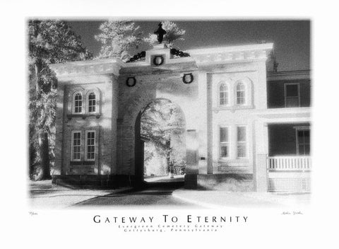 Gateway to Eternity, Drooker Print