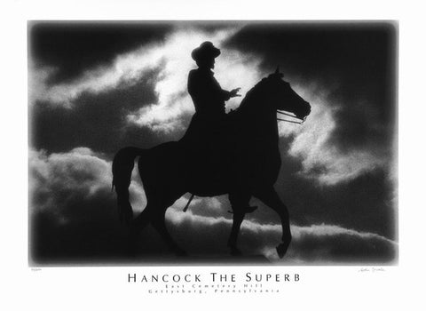 Hancock the Superb Drooker Print