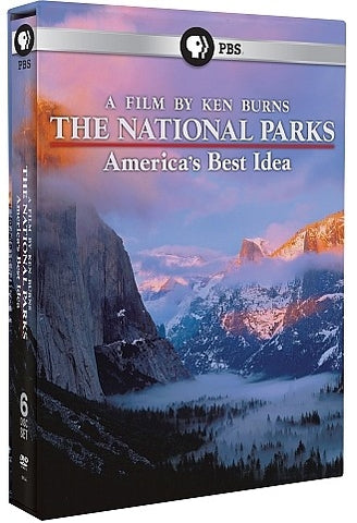 Ken Burns: The National Parks DVD
