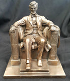 Lincoln Seated Figure -- Large