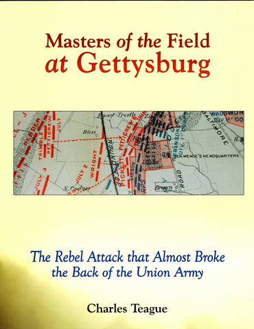 Masters of the Field at Gettysburg