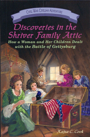 discoveries in the shriver family attic book