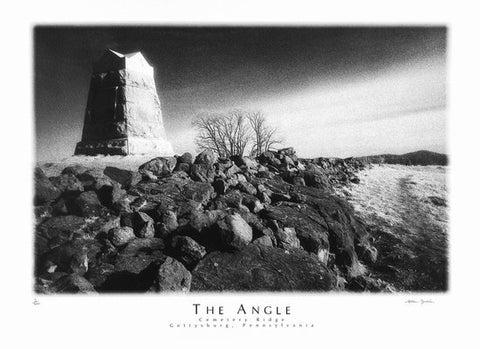 the angle by drooker