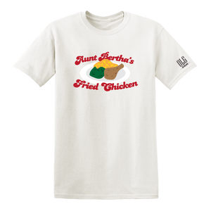 Old Lady Gang Aunt Bertha's Fried Chicken T-Shirt