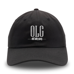 Kandi Burruss Old Lady Gang Hat [Black]