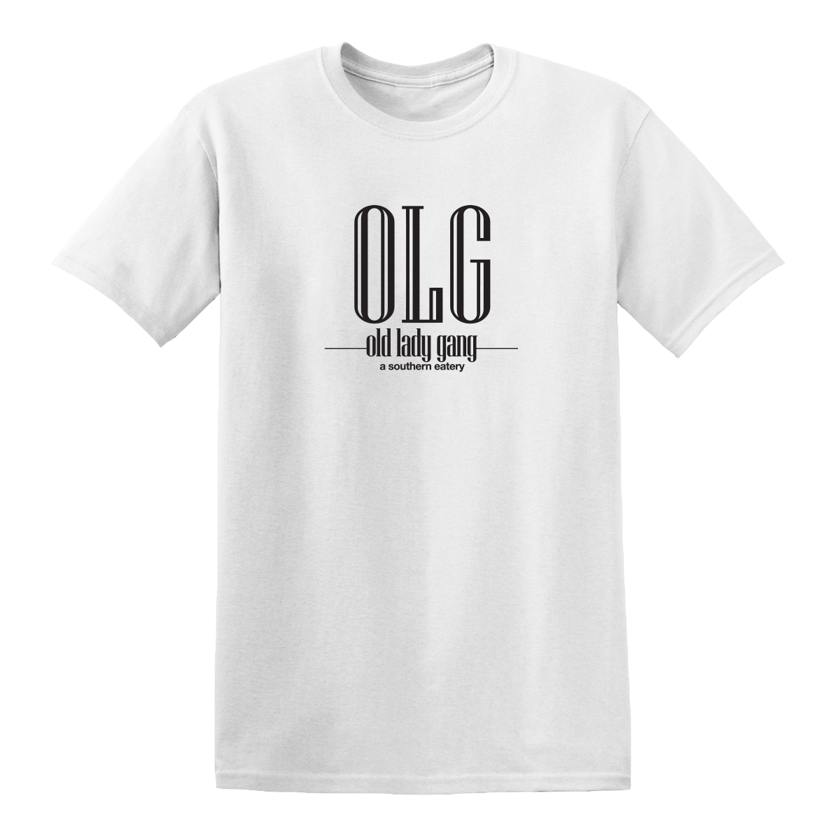 Kandi Burruss Old Lady Gang OLG T-Shirt [white]
