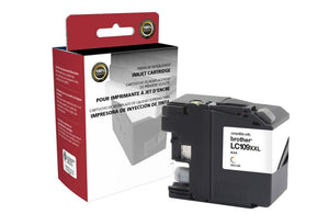 Super High Yield Black Ink Cartridge for Brother LC109