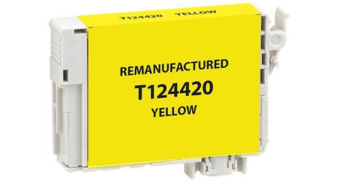 Yellow Ink Cartridge for Epson T124420