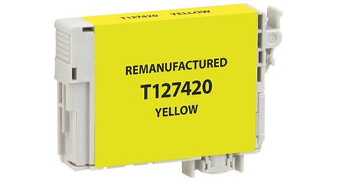 Yellow Ink Cartridge for Epson T127420