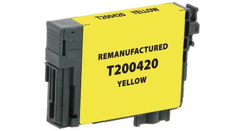 Yellow Ink Cartridge for Epson T200420