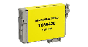 Yellow Ink Cartridge for Epson T069420