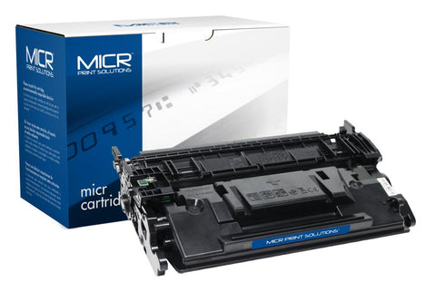 MICR Toner Cartridge for HP CF287A (HP 87A)